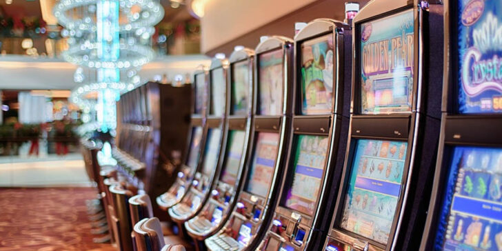 New Year themed slots
