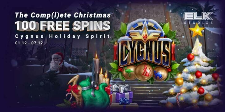 win Christmas free spins