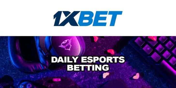 daily eSports betting promotions