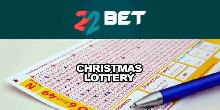 22BET Christmas Lottery