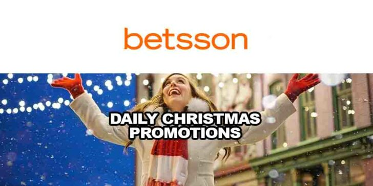 daily Christmas promotions