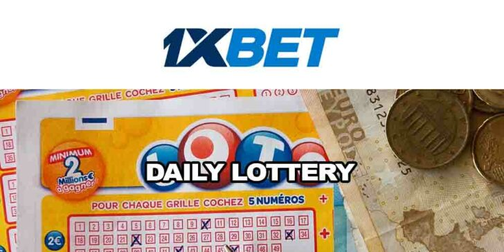 1xBet Daily Lottery