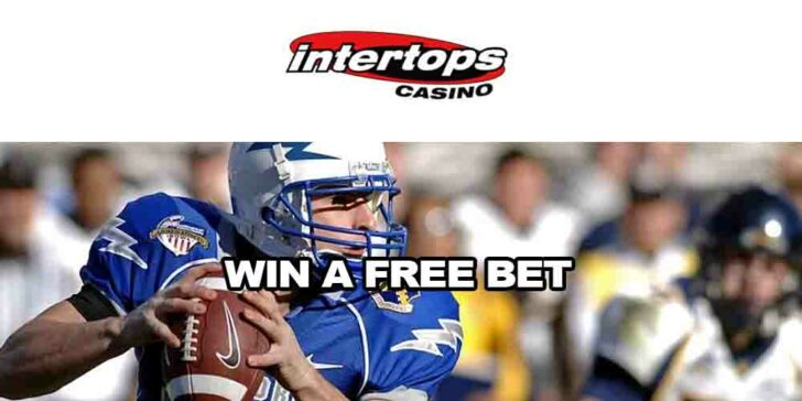 Win a Free Bet With Intertops: $5k New Year's Free-Bet Draw