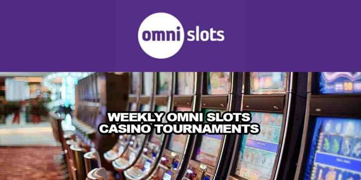 Weekly Omni Slots Casino Tournaments: Win Your Share Just Now