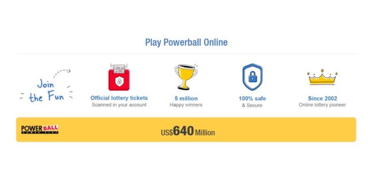 Play Powerball Online: Hurry up to Win With Thelotter