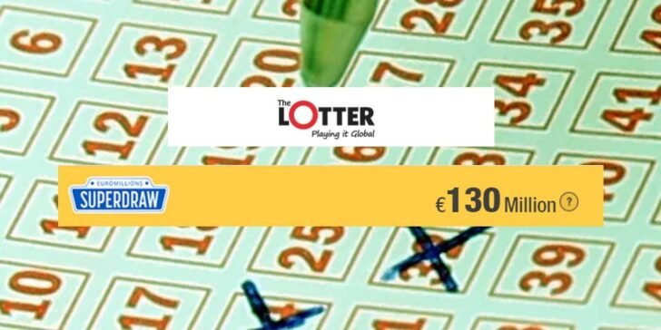 Play the EuroMillions Superdraw Online