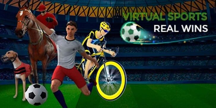 Virtual sports betting promotions