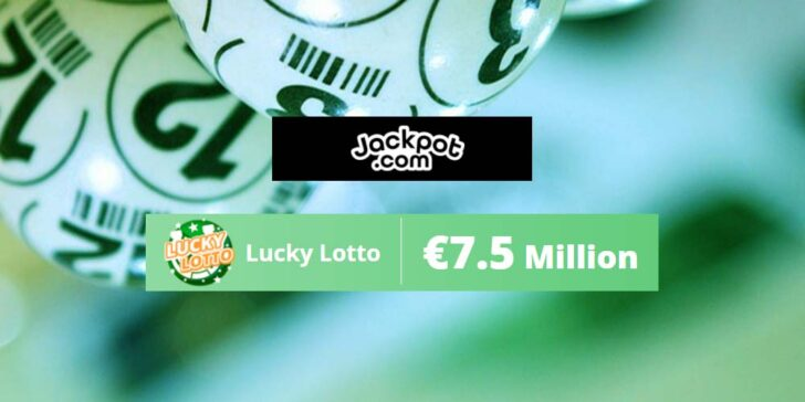 buy Lucky Lotto ticket