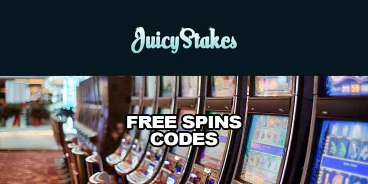 Juicy Stakes Free Spins Codes