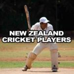 New Zealand Cricket Players- A Biographical Account