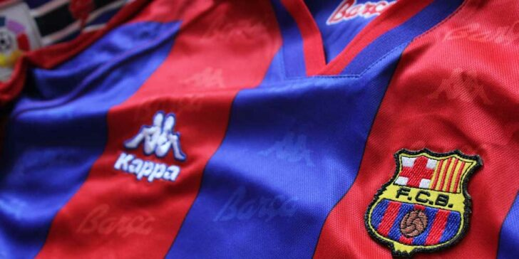 Gambling Logo Ban on Football Shirts