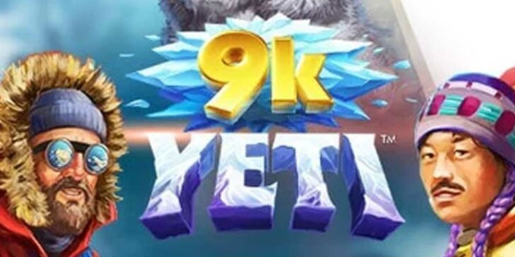 NetBet Casino Cash Giveaway: Come and Play 9k Yeti Just Now