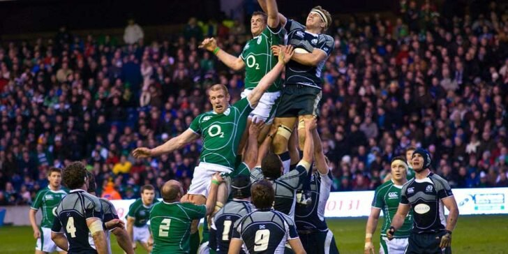 Odds On The Six Nations