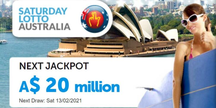Play Australia Saturday Lotto