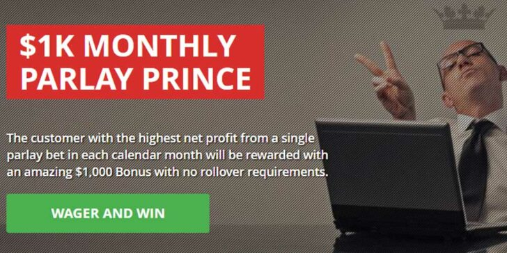 Win Cash Every Month