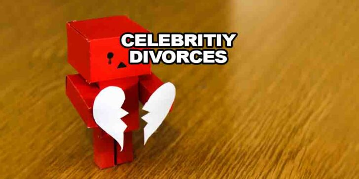 How to Bet on Celebrity Divorces 2021