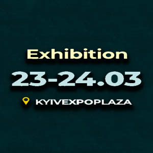 New UGW dates for gambling exhibition in Ukraine