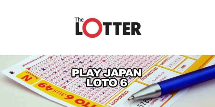 Play Japan Loto 6 Online With Jackpot Cap of ¥600 Million at theLotter
