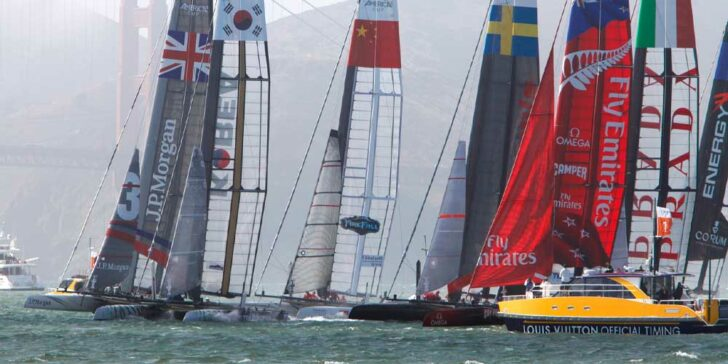 2021 America's Cup Odds on Team New Zealand: A Suggested Win