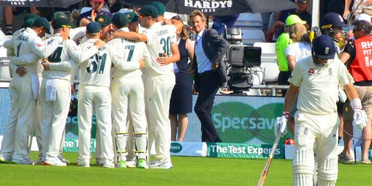 3rd Test Odds On England