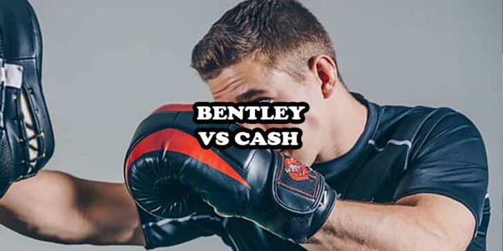 Bentley vs Cash boxing odds