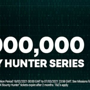 Best Online Poker Tournaments: Over €1,000,000 in Guaranteed Prizes