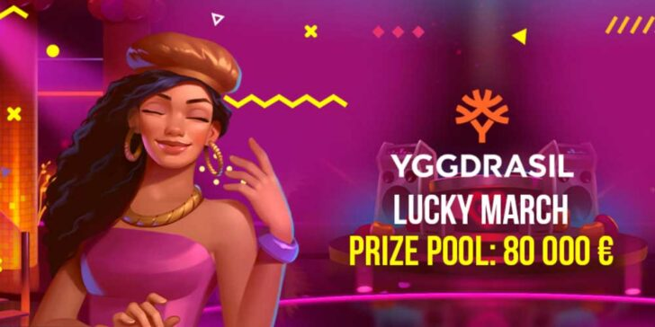 Booi Casino March Slots Tournament: Win Your Share of €80.000