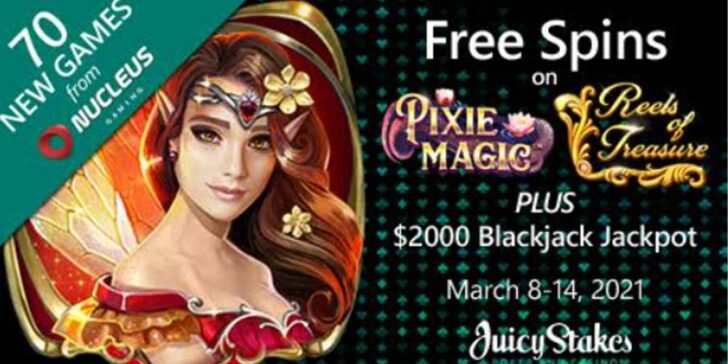 Juicy Stakes promo codes