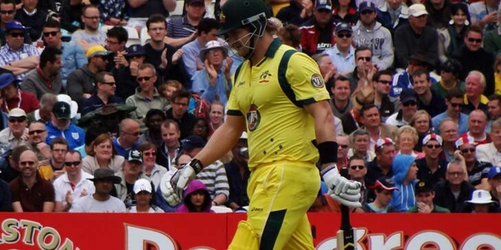 The Australian Cricket Teams in Marsh One Day Cup Tournament