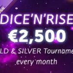 Monthly Vbet Casino Tournament: Win With €2,500 Prize Fund