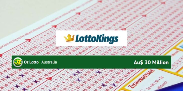 Play Oz Lotto Online: You Could Win up to AU$111.97 Million