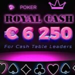 Royal Cash Promotion: Hurry up to Get Your Share of €6,250