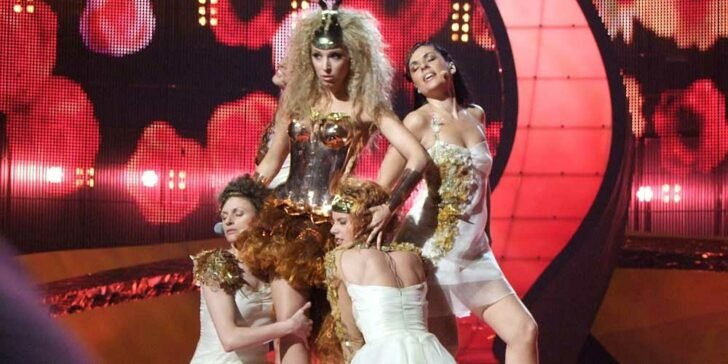 Russia's Eurovision 2021 odds