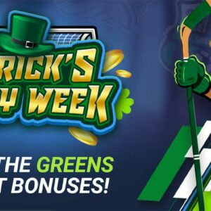 St Patrick's Day free bets
