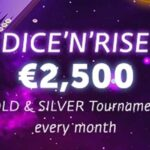 Vbet Casino Monthly Tournament With €2,500 Fund