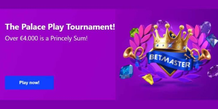 Betmaster Casino Slot Tournament – Win a Share of $4500