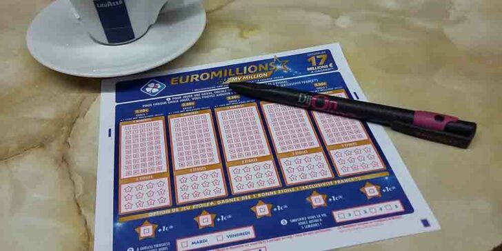 Lottery Tickets in the UK