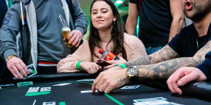 famous female poker players
