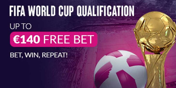 free bets for FIFA World