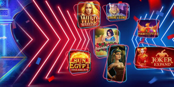 Game of the Day free spins at Megapari Casino