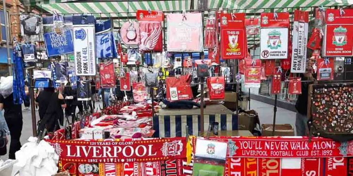 Liverpool New Manager Odds