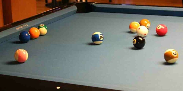 famous female pool players