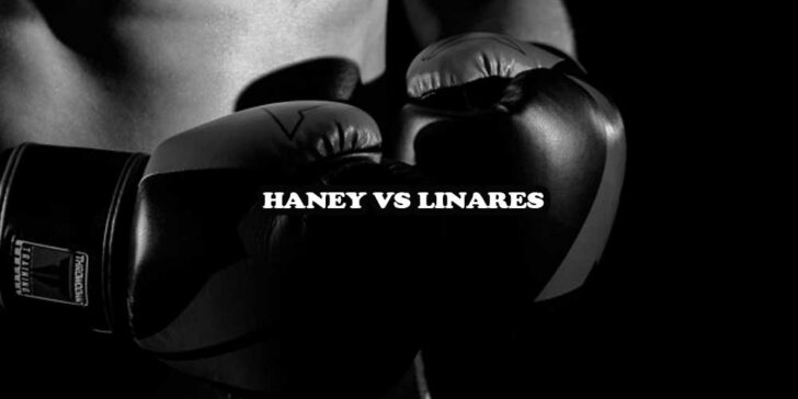 Haney vs Linares odds