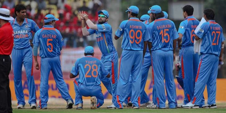 India Cricket Players