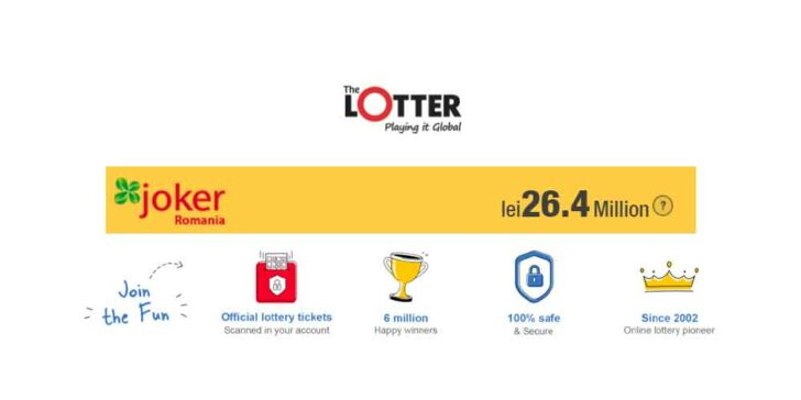 Play Romania Joker Online: Win a Fantastic Prize Just Now