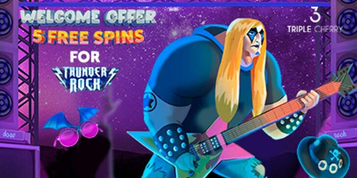 Thunder Rock Free Spins
