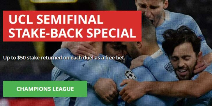 UCL Semifinal Special Promo
