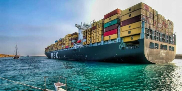 bet on the future of the Suez Canal