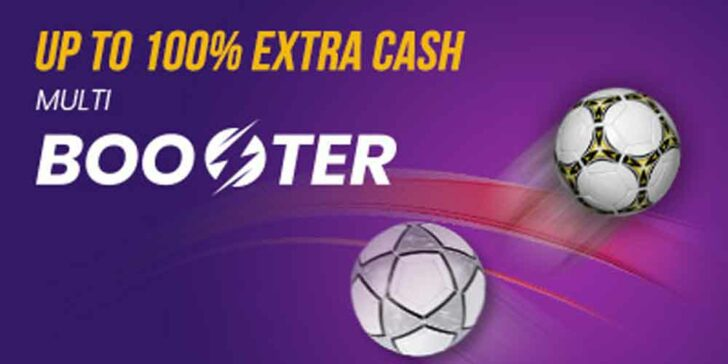 multi bets with Vbet
