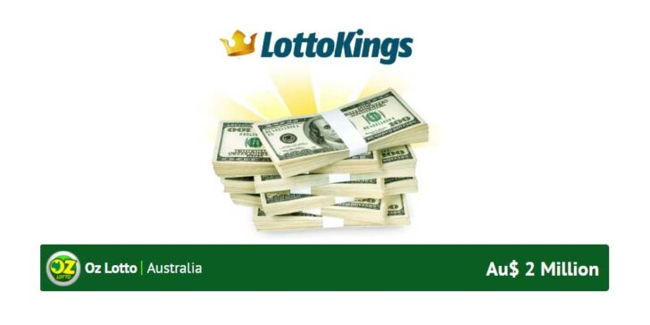 win OZ Lottery online